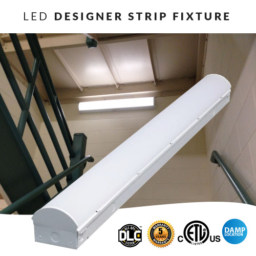 LED Designer Strip Fixture - Choose Your Wattage: 18W, 27W, 40W
