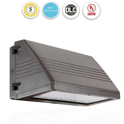 Full LED Wall Pack Cut Off - Choose Your Wattage