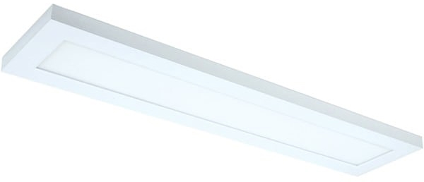 LED Surface Mounted Linear Blink Light Fixtures - Perfect  For Hallways, Kitchens, Bathrooms, Offices and Family Rooms