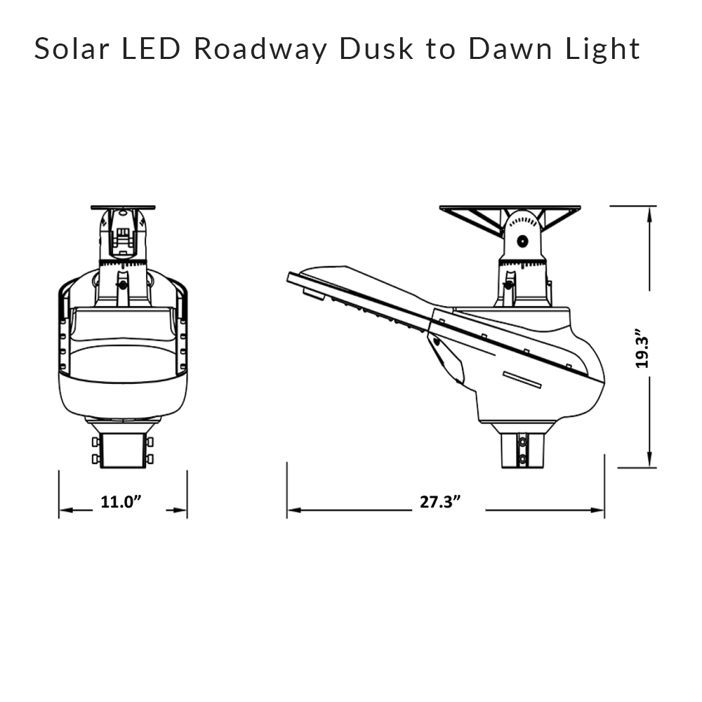 80 watt led dusk to dawn solar lights