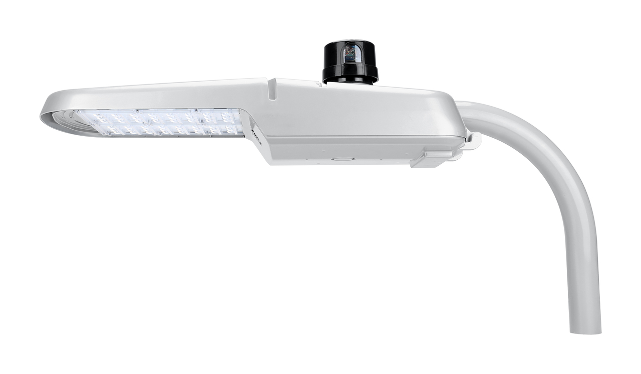 LED Dusk to Dawn Light Street Light with Photocell  -  150W and 15,000 Lumens