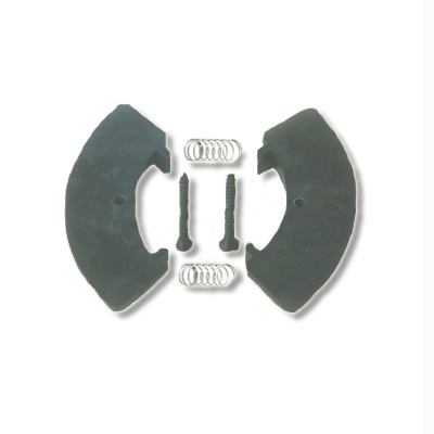 Post Fitter Replacement Clamps and Screws