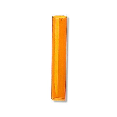 Re-Usable Amber/Orange Bug Light Sleeve For 9 Watt Compact Fluorescent Plug-In