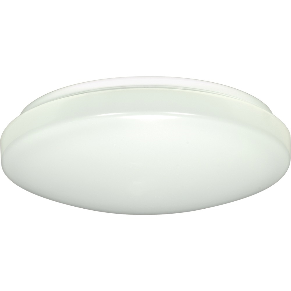 LED Flush Mount Ceiling Fixture with optional occupancy sensor - Choose 11 inch - 12.5W or 14 Inch - 16.5W