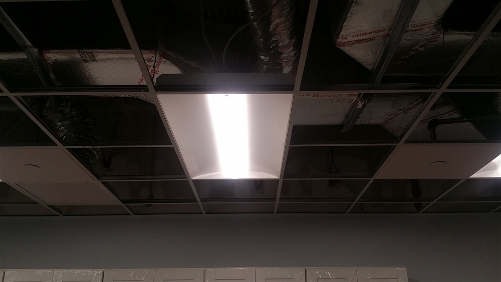 LED Basket Troffer