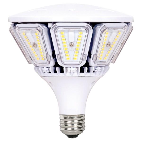 40 Watt Hi Pro LED Post Top Lamp 4400 Lumens 3000K Neutral White