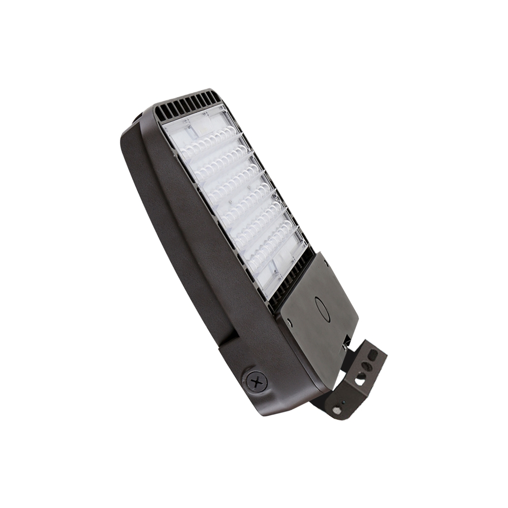 150 Watt LED Parking Lot Light 5000K Color Temperature with Trunion Mount