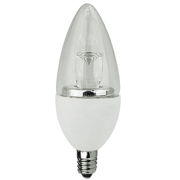 LED Chandelier Bulbs - Replacement LED Candelabra Bulbs for Chandeliers and Sconces