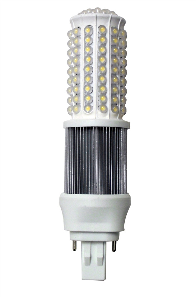 7 watt 277 volt 124 LEDs 4-Pin Base 3500K LED Bulb
