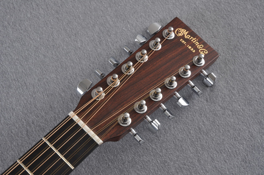 Martin GPC12PA4 12-String Acoustic Electric Guitar #2107981 - View 2