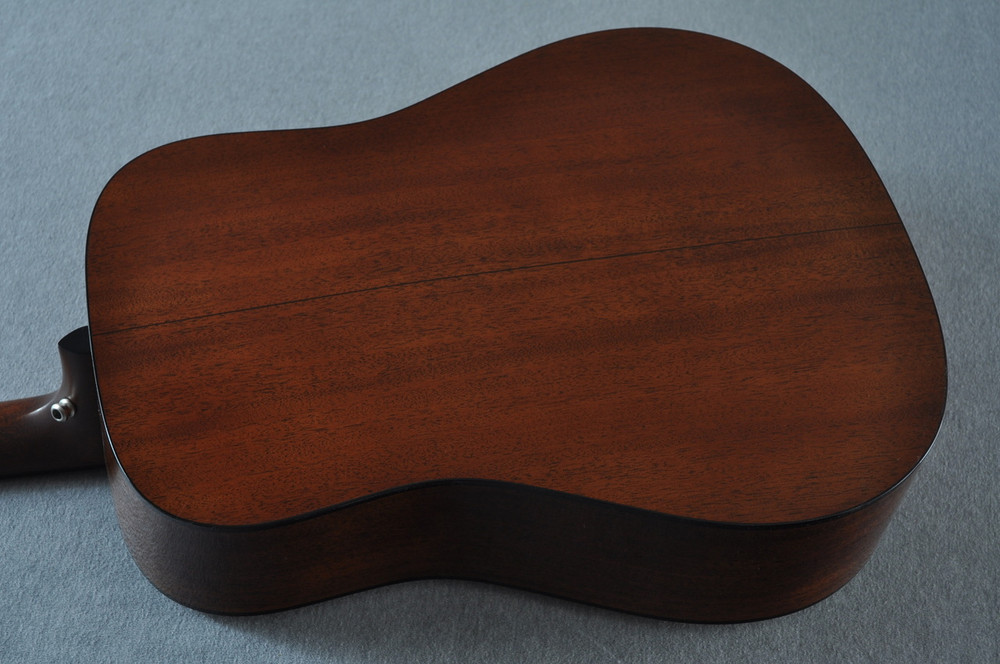 Martin Custom Shop D-18 Jason Isbell Acoustic Guitar #2116644 - Back