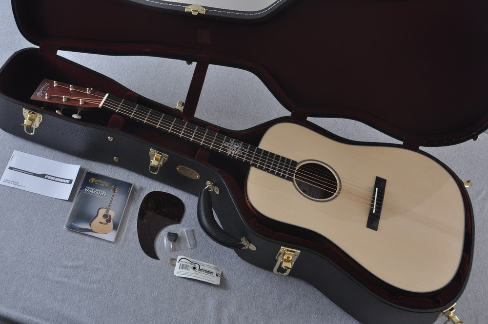 Martin Custom Shop D-18 Jason Isbell Acoustic Guitar #2116644 - Case
