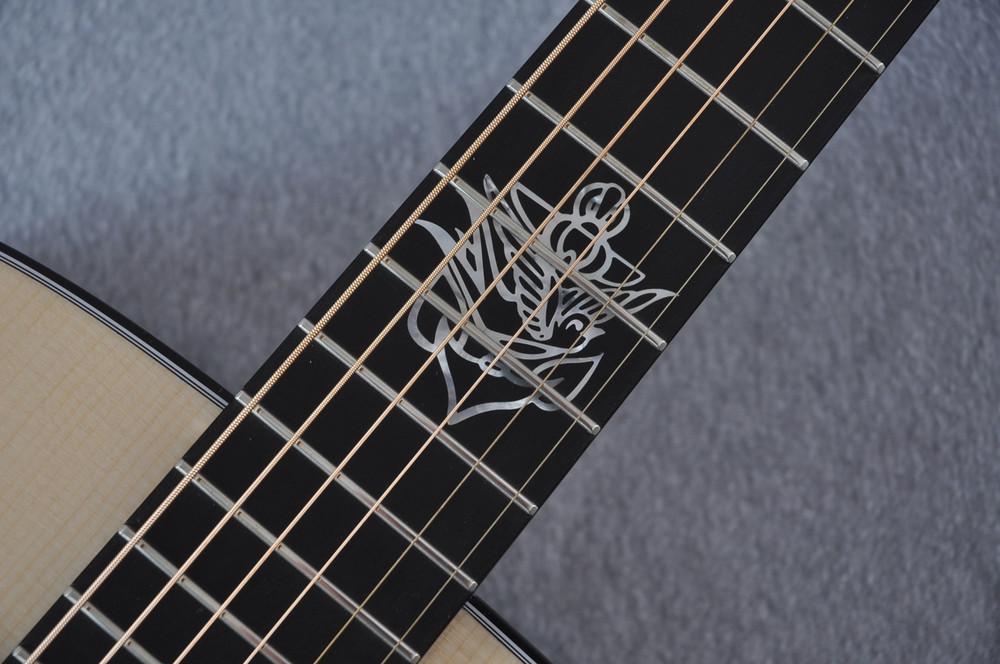 Martin Custom Shop D-18 Jason Isbell Acoustic Guitar #2116644 - Inlay