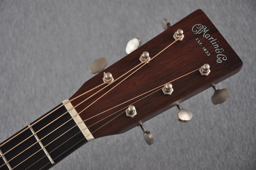 Martin Custom Shop D-18 Jason Isbell Acoustic Guitar #2116644 - Headstock