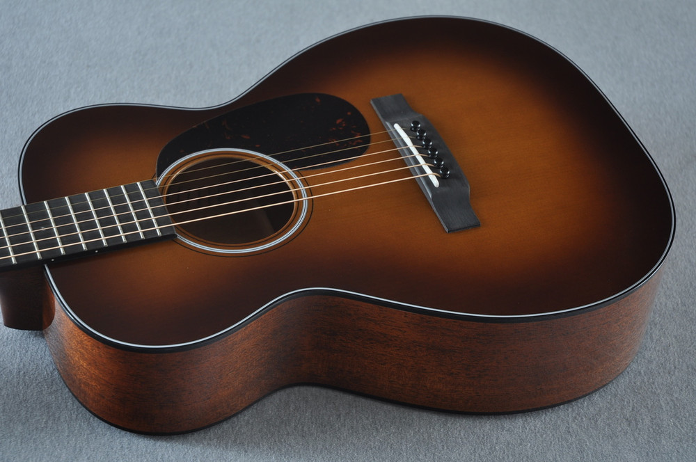 Martin Custom Shop 0-18 Adirondack Spruce Ambertone Acoustic Guitar #2121991 - Top
