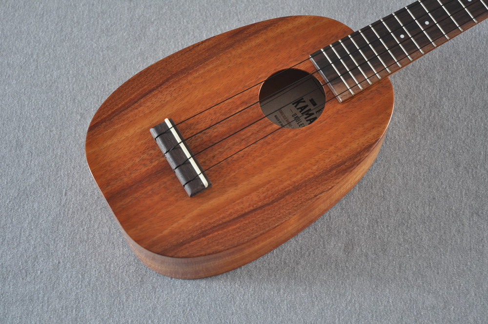 Kamaka Long Neck Pineapple Ukulele HP-1L - New 2018 - Made in Hawaii - 171837