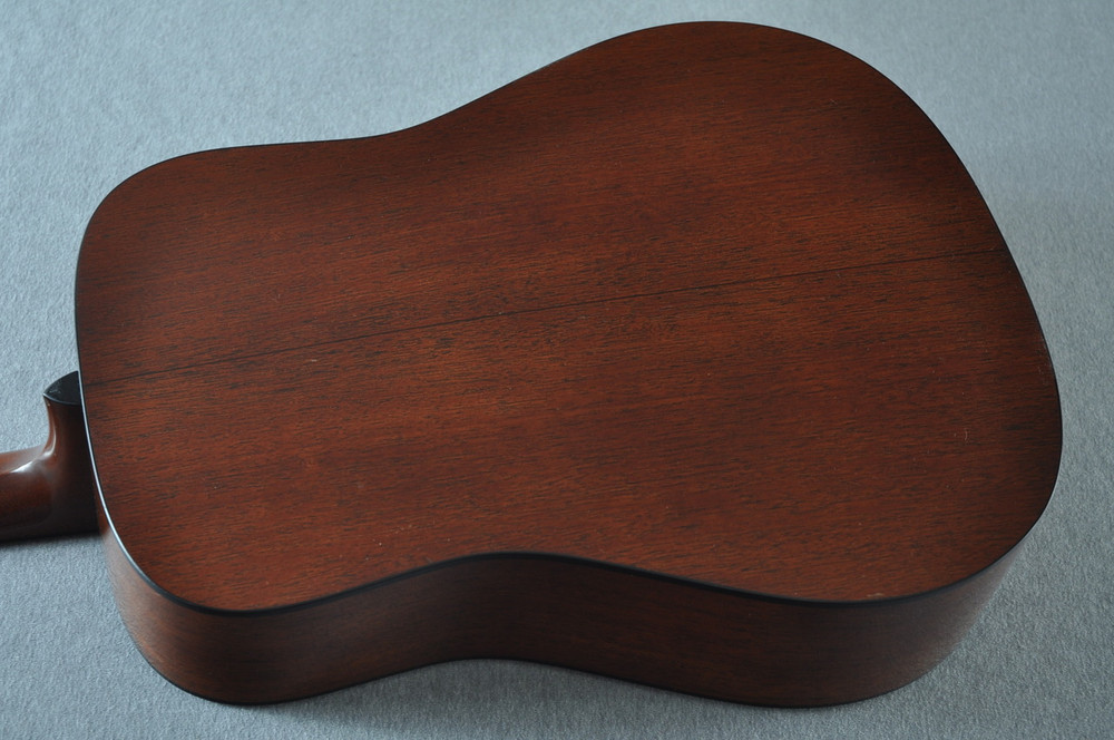 Martin D-18 Authentic 1939 VTS Adirondack Acoustic Guitar #2154135 - Back