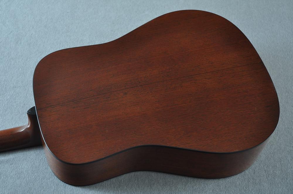 Martin D-18 Authentic 1939 VTS Adirondack Acoustic Guitar #2154135 - Back Angle