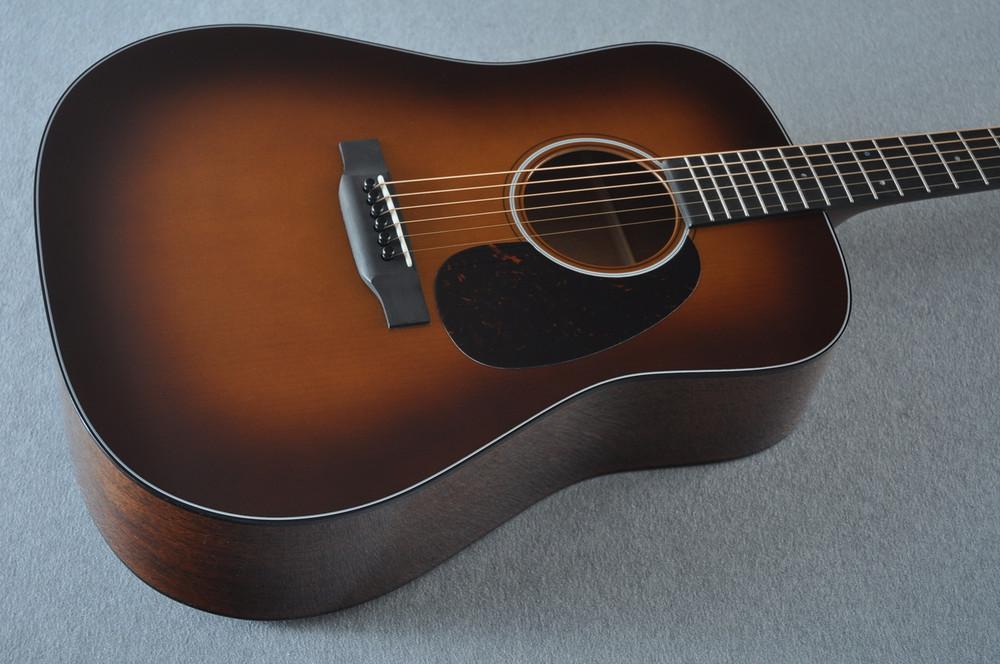 Martin Custom Shop D-18 Adirondack Ambertone Acoustic Guitar #2166927 - Beauty