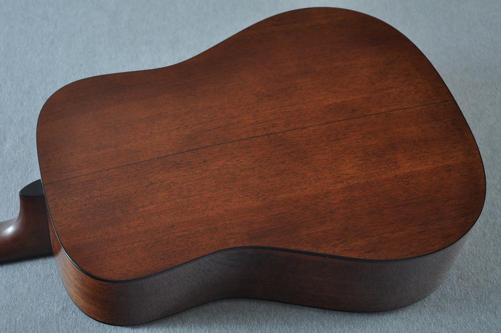Martin Custom Shop D-18 Adirondack Ambertone Acoustic Guitar #2166927 - Back