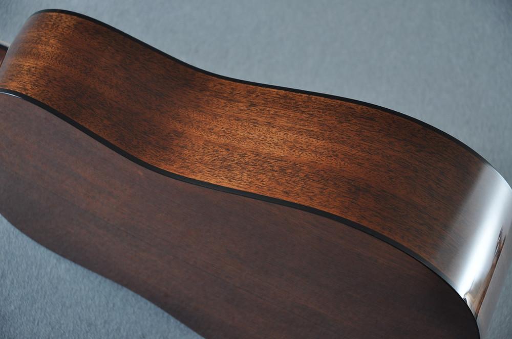 Martin Custom Shop D-18 Adirondack Ambertone Acoustic Guitar #2166927 - Side