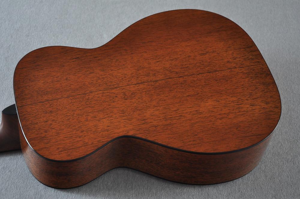 Martin Custom Shop 0-18 Adirondack Spruce Ambertone Acoustic Guitar #2166928 - Back Angle