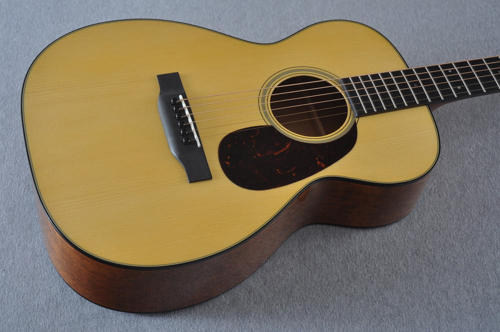 Martin Custom Shop 0-18 Adirondack Spruce Acoustic Guitar #2164198 - Beauty
