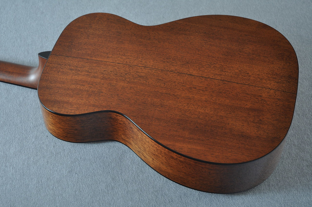 Martin Custom Shop 00-18 Adirondack Spruce Top Acoustic Guitar #2186828 - Back