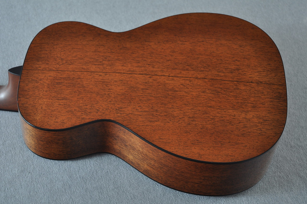 Martin Custom Shop 0-18 Adirondack Spruce Sunburst Guitar #2186826 - Back