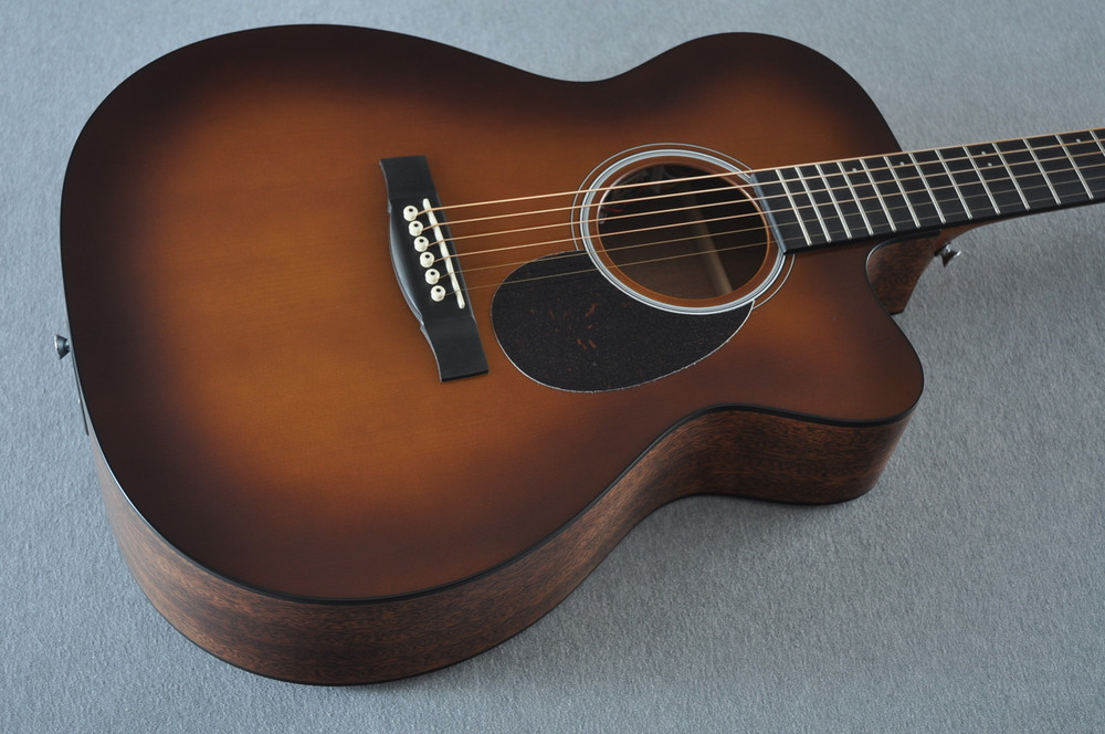 Martin Custom Shop OMCPA4 Adirondack Ambertone #2193581 - Beauty