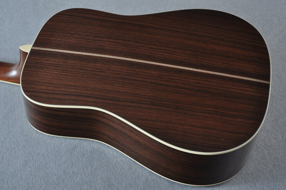 Martin D-41 (2018) Standard 1935 Sunburst Acoustic Guitar #2193531 - Back