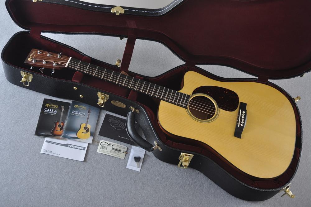 Martin Custom Shop DCPA4 Adirondack #2193587 - Case