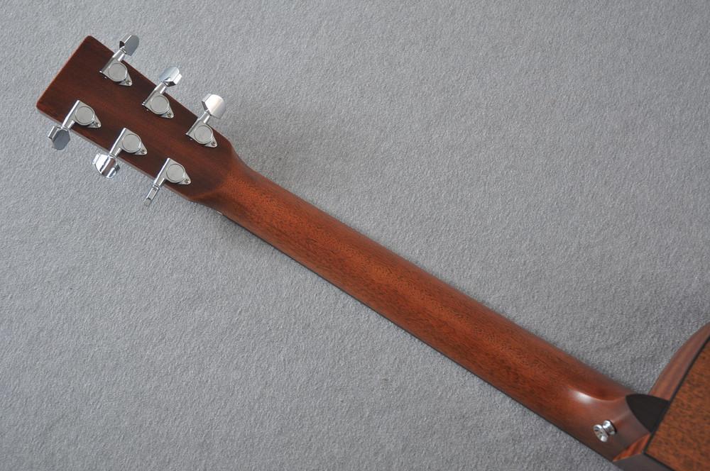 Martin Custom Shop DCPA4 Adirondack #2193587 - Back Neck