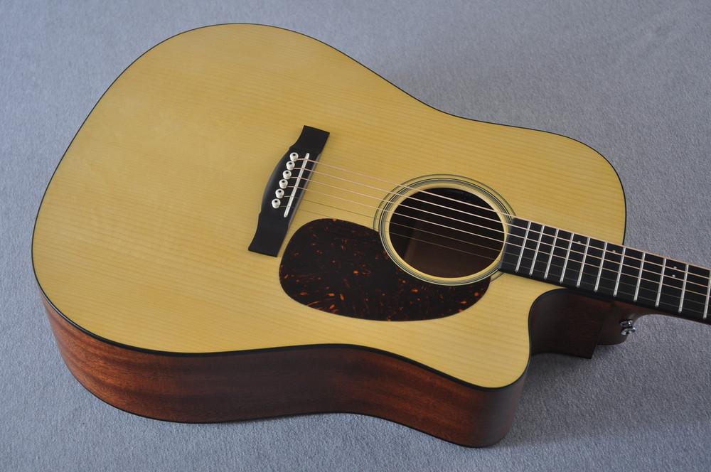 Martin Custom Shop DCPA4 Adirondack #2193587 - Top Angle