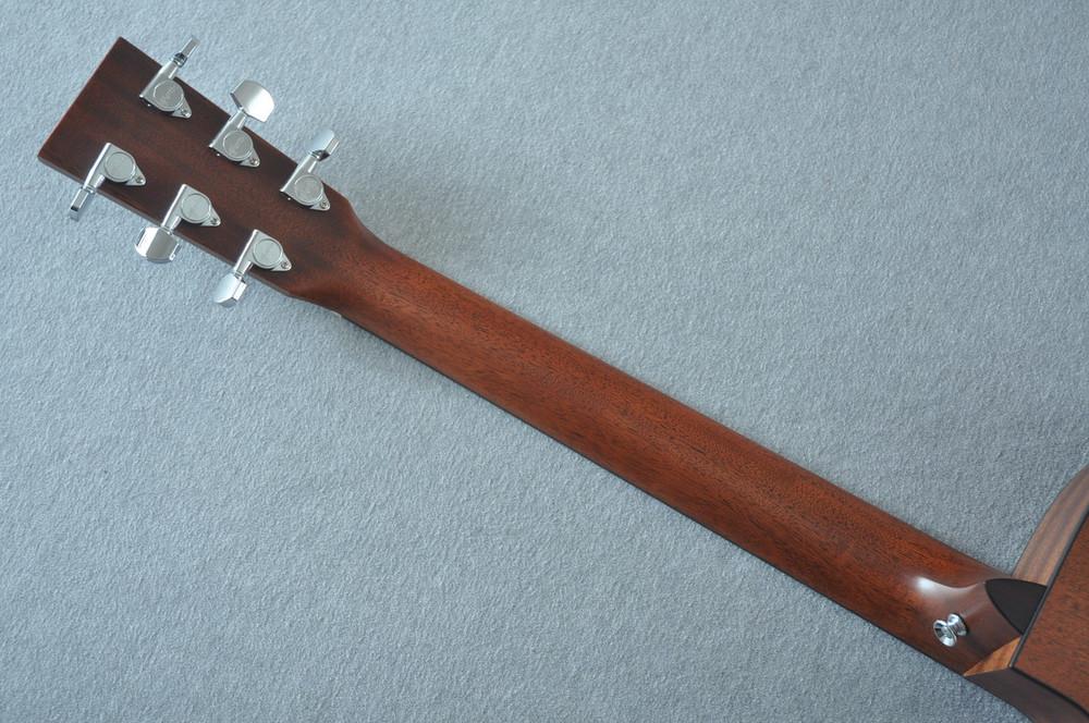 Martin Custom Shop OMCPA4 Adirondack Fishman F1 Analog #2193590 - Back Neck