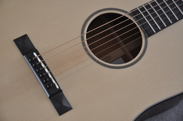 Martin Custom Shop D-18 Jason Isbell Acoustic Guitar #2116644 - Soundhole