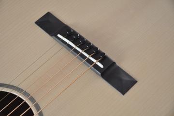Martin Custom Shop D-18 Jason Isbell Acoustic Guitar #2116644 - Bridge