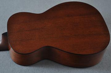 Martin Custom Shop 0-18 Adirondack Spruce Ambertone Acoustic Guitar #2121991 - Back