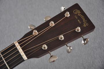 Martin Custom Shop 0-18 Adirondack Spruce Ambertone Acoustic Guitar #2121991 - Headstock
