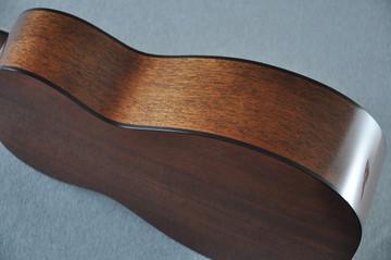 Martin Custom Shop 0-18 Adirondack Clear Acoustic Guitar #2146970 - Side