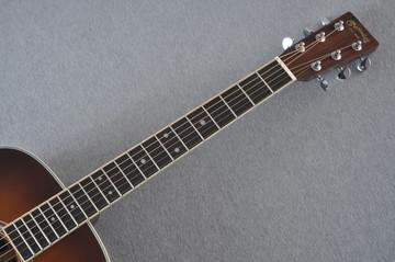 Martin D-35 (2018) Ambertone Standard Acoustic Guitar #2146016 - Neck