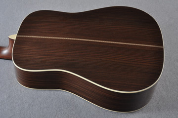 Martin HD12-28 Standard Dreadnought 12-String Acoustic Guitar #2158739 - Back