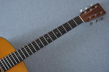 Martin D-18 Authentic 1939 VTS Adirondack Acoustic Guitar #2154135 - Neck