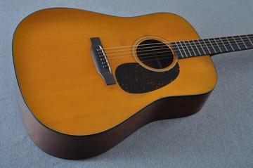 Martin D-18 Authentic 1939 VTS Adirondack Acoustic Guitar #2154135 - Beauty