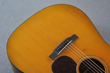 Martin D-18 Authentic 1939 VTS Adirondack Acoustic Guitar #2154135 - Bout