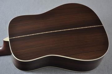 Martin Custom Shop D12-28 Adirondack Sunburst 12-String Acoustic Guitar #2166941 - Back