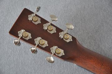Martin Custom Shop 00-18 Adirondack Spruce Top Acoustic Guitar #2164199 - Back Headstock
