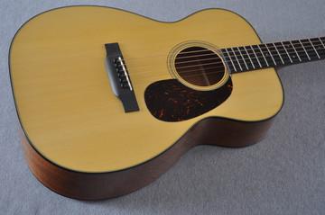 Martin Custom Shop 00-18 Adirondack Spruce Top Acoustic Guitar #2164199 - Beauty