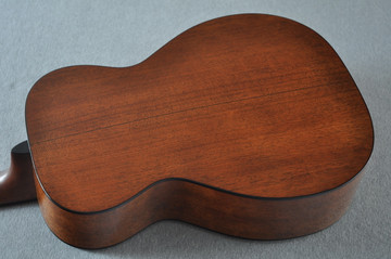 Martin Custom Shop 0-18 Adirondack Spruce Acoustic Guitar #2164197 - Back Angle