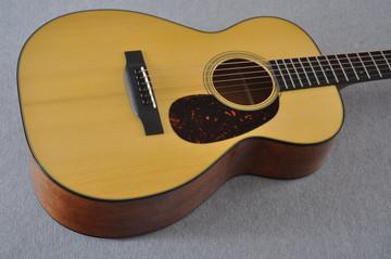 Martin Custom Shop 0-18 Adirondack Spruce Acoustic Guitar #2164197 - Beauty